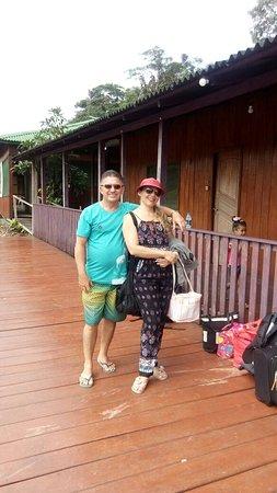 Amazon Arowana Lodge: Final de semana maravilhoso em família!!!