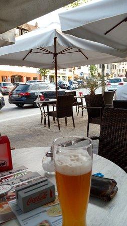 Altdorf bei Nurnberg, Jerman: Coole Athmosphäre