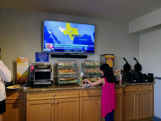 Florida City, FL: Breakfast