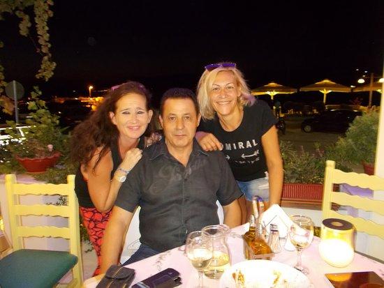 Great evening spent at Aeoli restaurant!