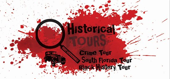 Lauderdale by the Sea, FL: The only tour that tells you the truly twisted history of South Florida!