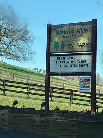 Walnut Hills Campground and RV Park: Welcome!