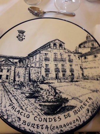 imagen Restaurante El Palacio en Bureta