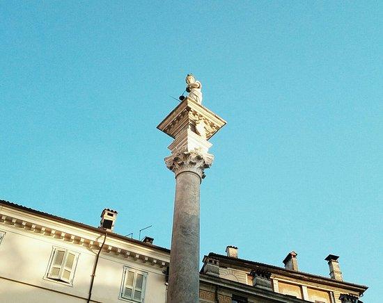 Statua della Giustizia del Paleario