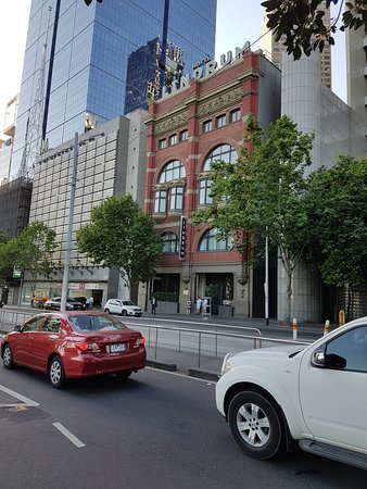 ‪‪Hotel Lindrum Melbourne - MGallery Collection‬: View of hotel from street‬