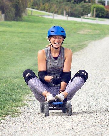 Queenstown electric skateboard and scooterboard tours  \u7687\u540e\u9547ESkate\u7684\u56fe\u7247  TripAdvisor