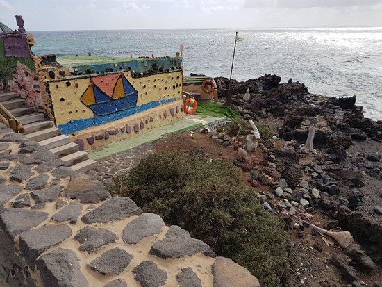 Mirador Paseo de la Playa de La Garita: ¿Cómo será la vivienda por dentro?