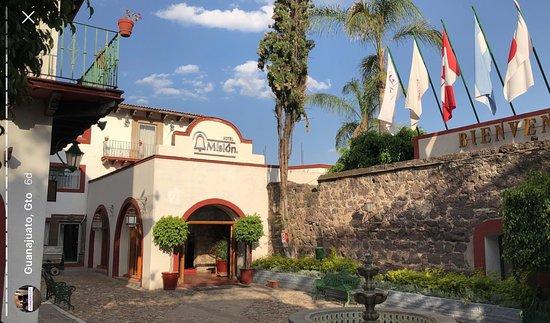 Hotel Real Guanajuato foto