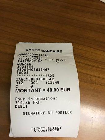Horizon-Deck, Restaurant & Champagne Bar: Eccessivo!!!!