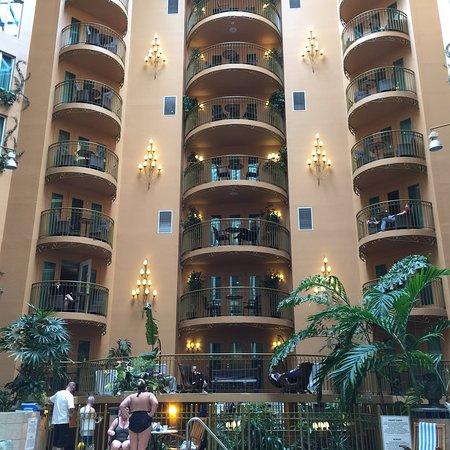 Hotel Palace Royal: Pool