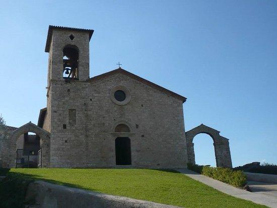Ферентино, Италия: Chiesa di Sant'Antonio Abate (Ferentino)