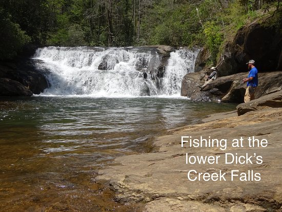 Dick's creek