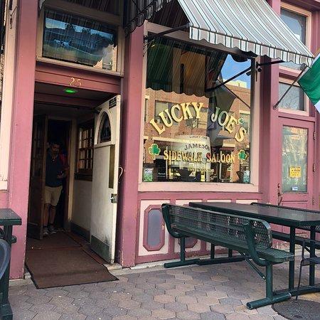 Lucky Joe's Sidewalk Saloon, Fort Collins - Menu, Prices