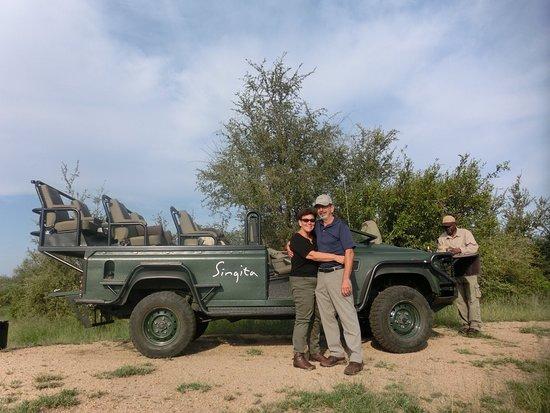 Potret Singita Private Game Reserve