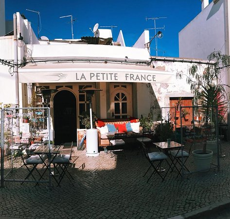 La Petite France Tavira Restaurant Reviews Phone Number Photos
