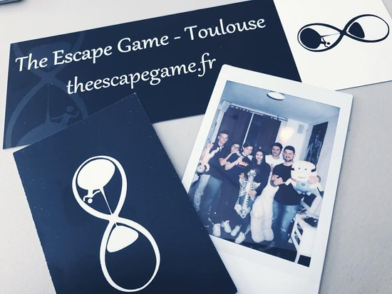‪THE ESCAPE GAME - Toulouse‬