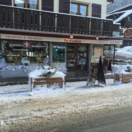 Les Contamines-Montjoie, France: La Cendrée