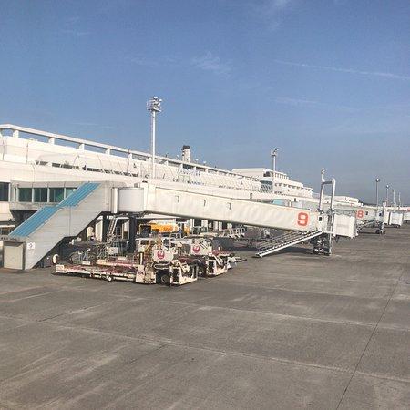 Kagoshima Airport Observation Deck