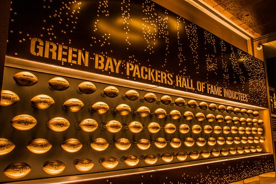 Green Bay Packer Hall of Fame: Hall of Fame Inductees