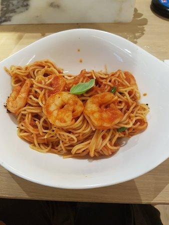 Vapiano, an Italian family restaurant