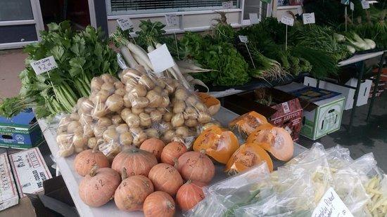 New Norfolk, Австралия: local vegies