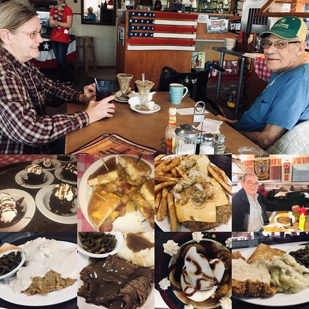 Autumn's Cafe and Grille : a collage of highlights