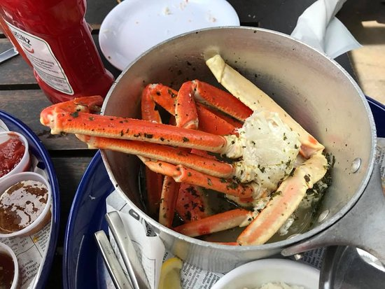 Great Steamed Crab Legs Picture Of Bubba Gump Shrimp Co