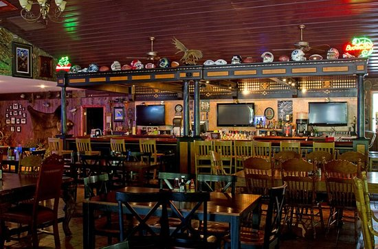 The Blue Boar Restaurant Bar Has Some Best Food And Atmosphere In Southern Illinois