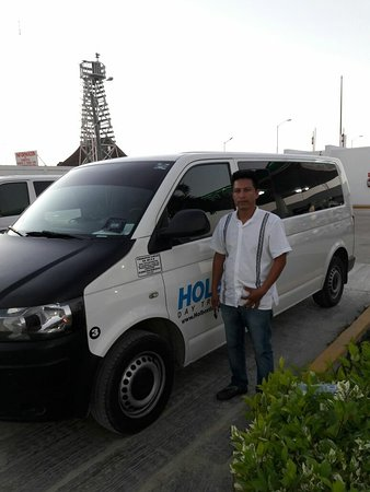 Holbox Day Travel: Servicio de transporte desde cualquier parte de la península de Yucatán, Aeropuerto de Cancún- Z