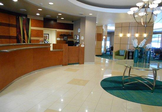 Morgantown, Virginia Occidental: Lobby
