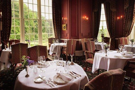 Ballantrae, UK: Restaurant