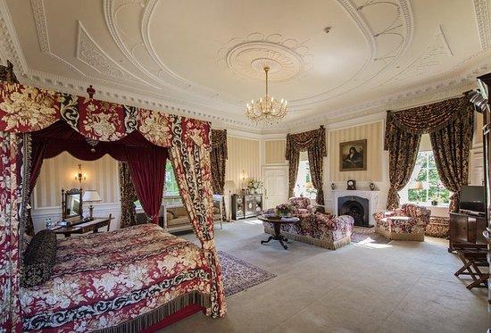 Ballantrae, UK: Guest room