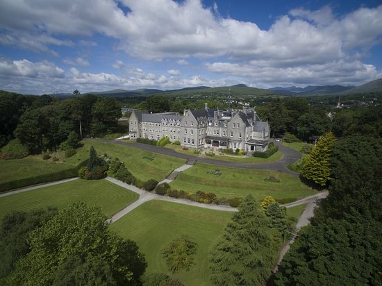 Park hotel updated 2017 reviews price comparison - Kenmare hotels with swimming pools ...