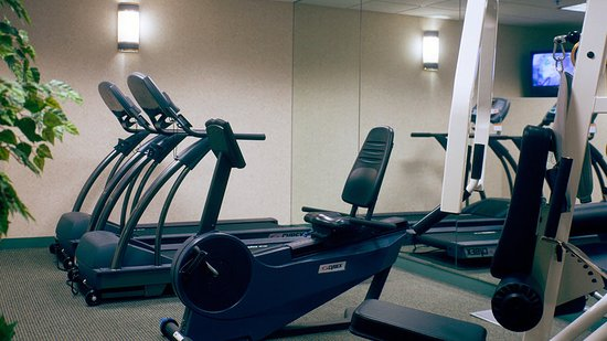 Holiday Inn Express Middletown / Newport: Health club