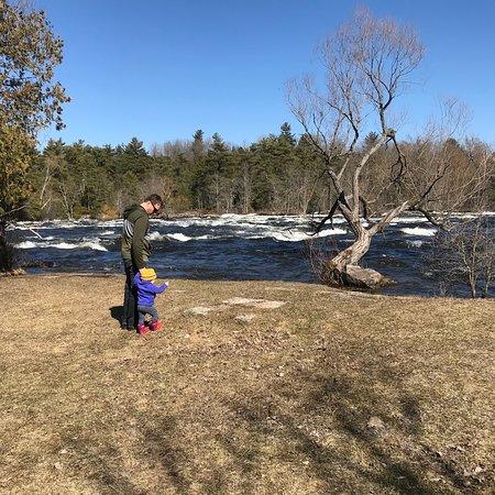 Mississippi Mills, Canada: Blakeny Rapids Trail