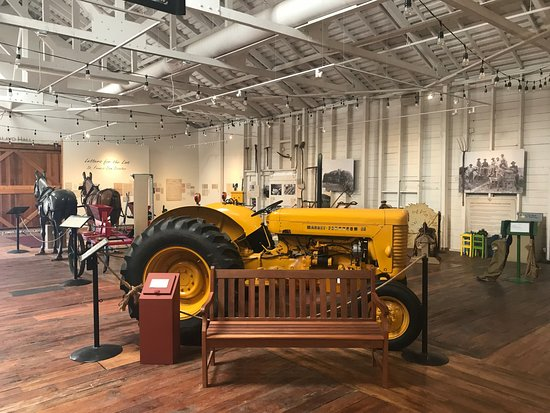 Museum of Ventura County - Agriculture Museum : Museum of Ventura Country Agriculture Museum