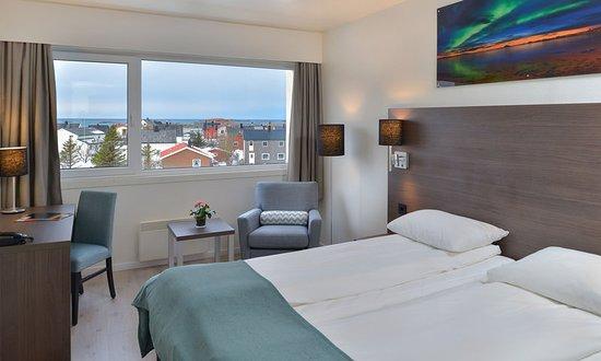 Andenes, Norway: Guest room