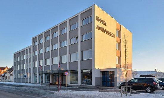 Andenes, Norway: Exterior