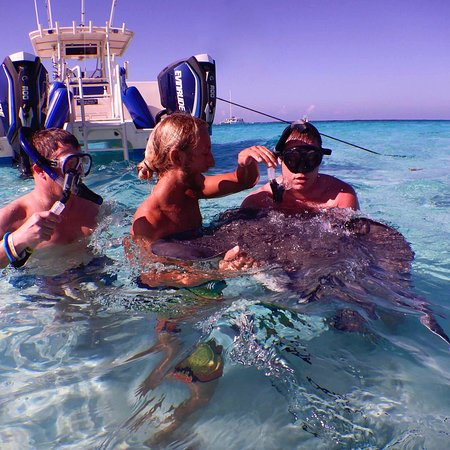 East End, Grand Cayman: A Great day with Crystal Seas Charters