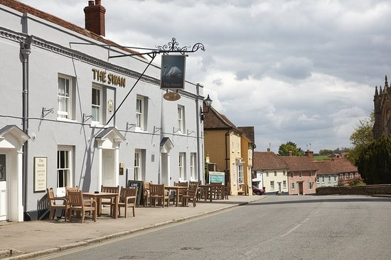 Thaxted, UK: Exterior
