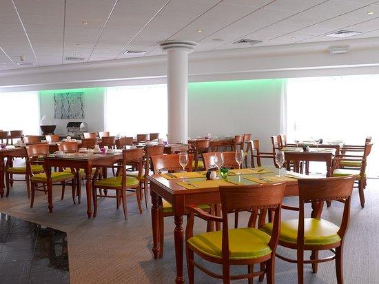 Diegem, Belgium: Restaurant