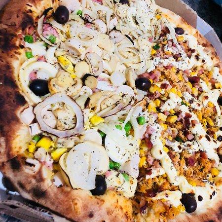 Uma das melhores pizzas de Sorocaba ❤️ amo todas ❤️