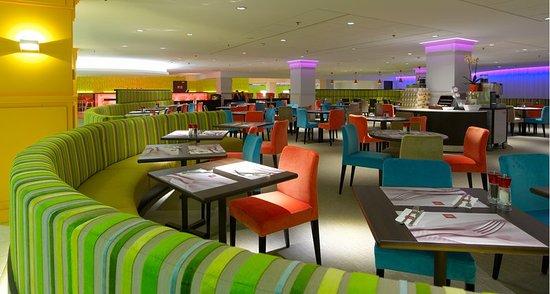 Saint-Josse-ten-Noode, Bélgica: Restaurant
