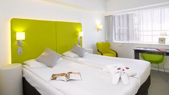 Saint-Josse-ten-Noode, Bélgica: Guest room