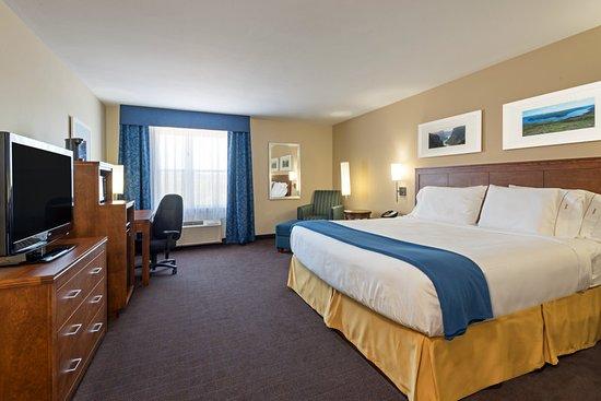 Deer Lake, Canada: Guest room
