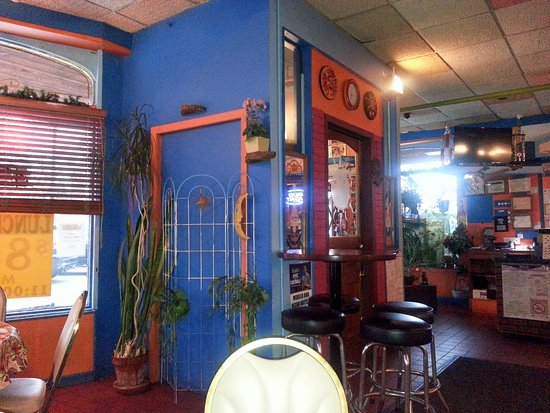 Front Door From The Dining Area Picture Of El Sol Restaurant