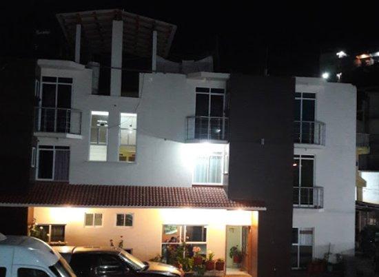 Santa Catarina Juquila, Mexico: de noche
