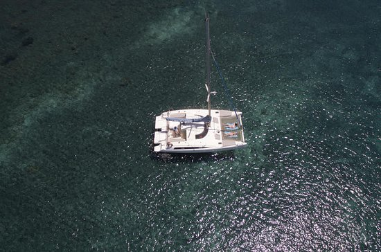 Catamaran Cruise in Santorini with...