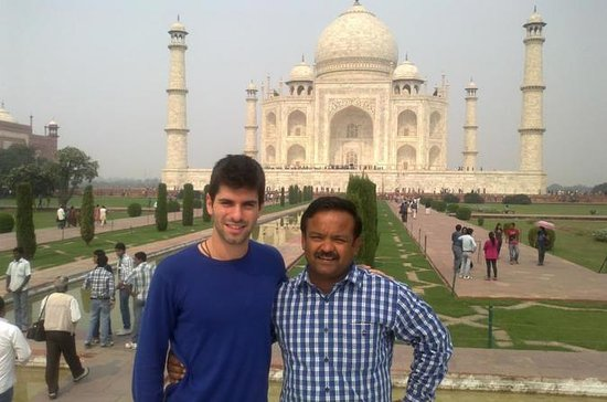 Agra Full Day Guided City Tour...