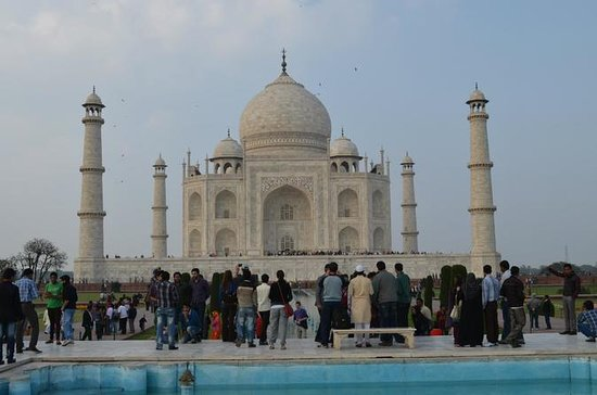 In The City Of Love - Agra Day...